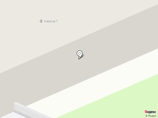 Наркологический кабинет Бежицкого района на карте Брянска