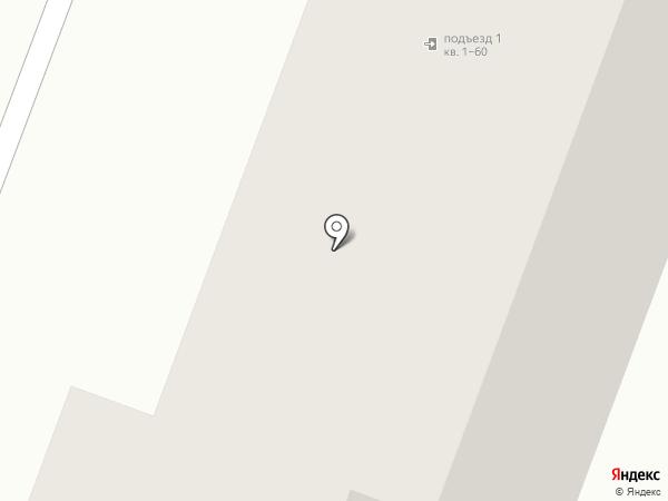 Флотский на карте Брянска