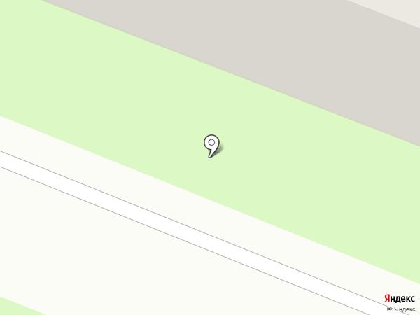 Брянская городская поликлиника №7 на карте Брянска