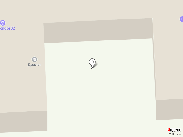 Елена на карте Брянска
