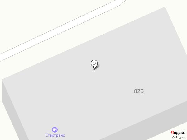 Союзантисептик, ЗАО на карте Брянска