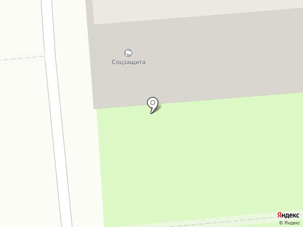Отдел социальной защиты населения на карте Брянска