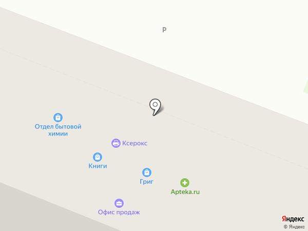Миллениум на карте Брянска