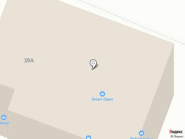 Чердак на карте Брянска