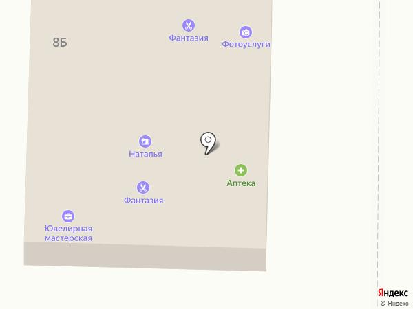 Продуктовый магазин на карте Путевки