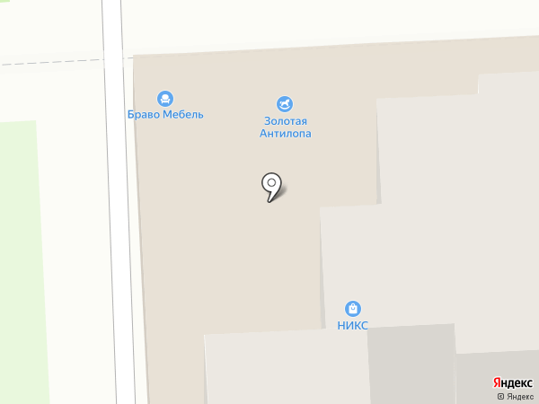 Killfish Discount Bar на карте Брянска