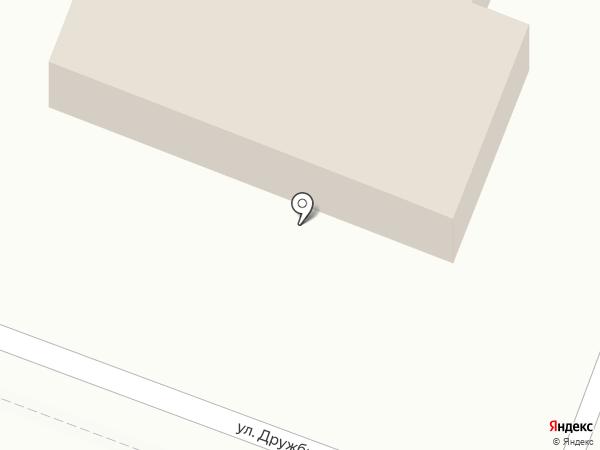 Психиатрический центр в Бежицком районе г. Брянска на карте Брянска