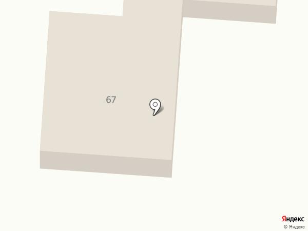 СТО дорог на карте Брянска