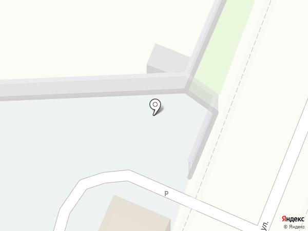 Магазин нижнего белья и материалов для ногтей на карте Брянска