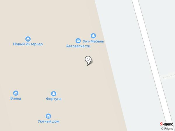 Егерь на карте Петрозаводска