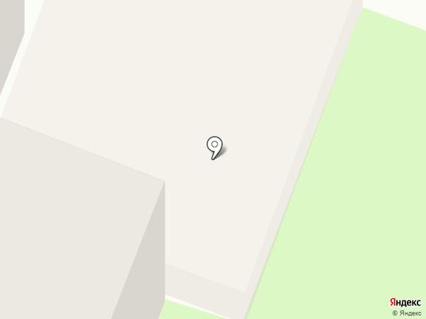 Скорая медицинская помощь на карте Брянска