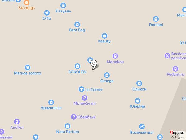 Fresh Line на карте Брянска