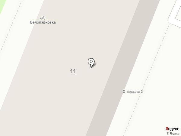 ФОРУС Банк на карте Брянска
