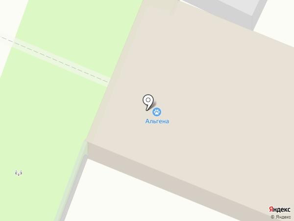 Магазин искусственных цветов на карте Брянска