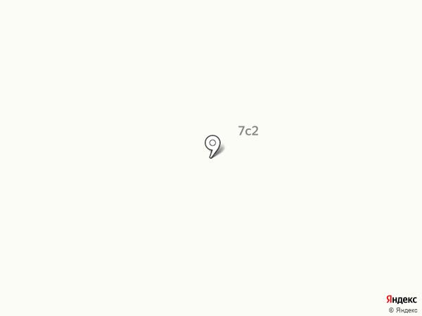 Озан на карте Петрозаводска