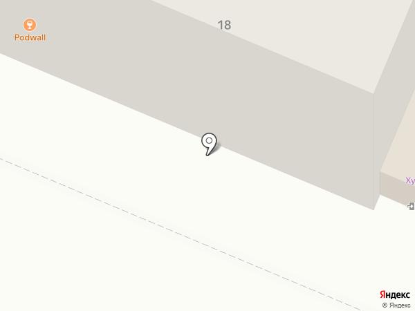 Podwall Loungebar на карте Брянска