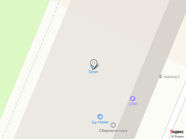 Честный юрист на карте Брянска