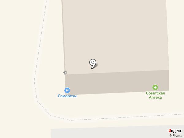 585 на карте Брянска