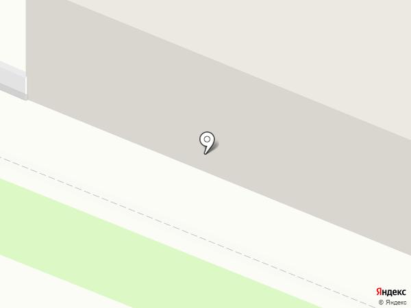 Колодочка на карте Брянска