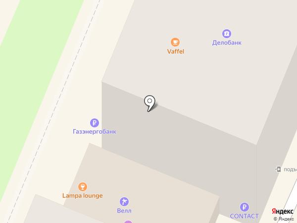 Lampa_lounge на карте Брянска