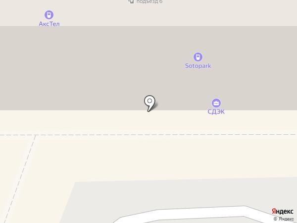 GSM Центр на карте Брянска