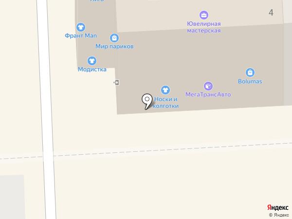 Вита-мамочка на карте Брянска