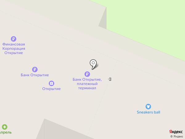 Бинбанк, ПАО на карте Брянска