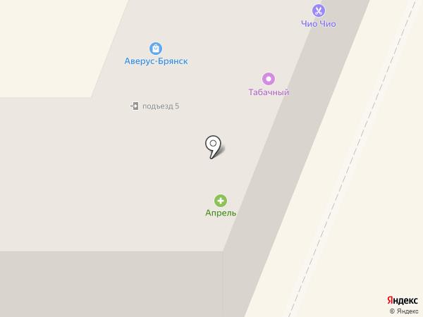 Для всей семьи на карте Брянска