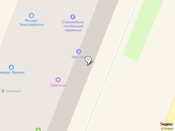 Дом.ru на карте Брянска