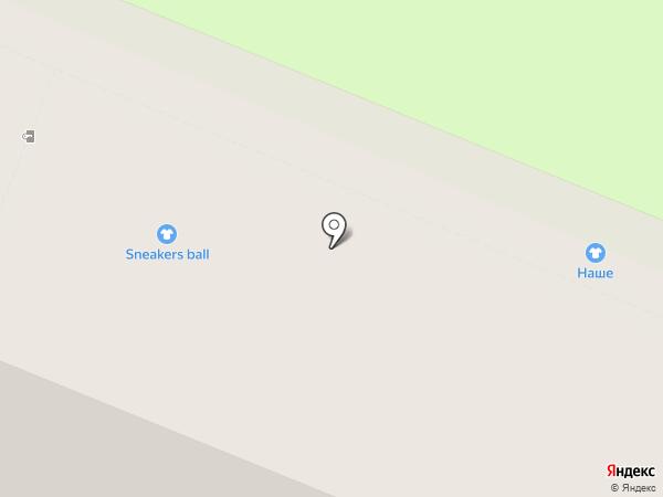 СервисТел и СервисМобил на карте Брянска