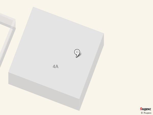 Вкусный дворик на карте Брянска
