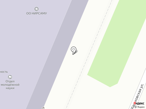 Брянский государственный технический университет на карте Брянска