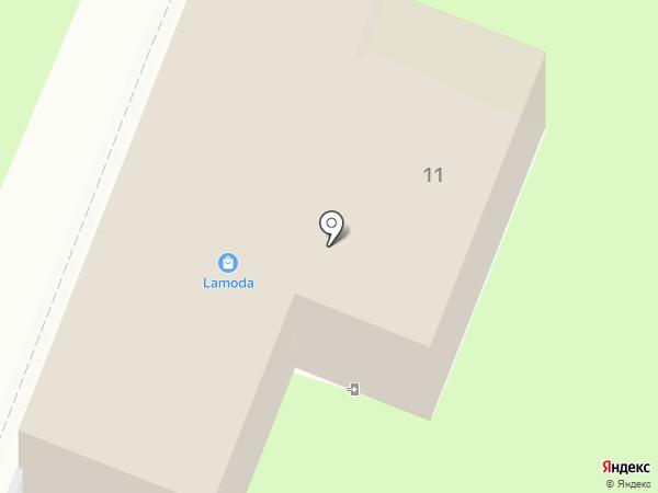 Flextron на карте Брянска