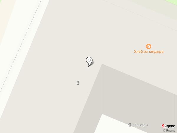 ЛАРУС на карте Брянска