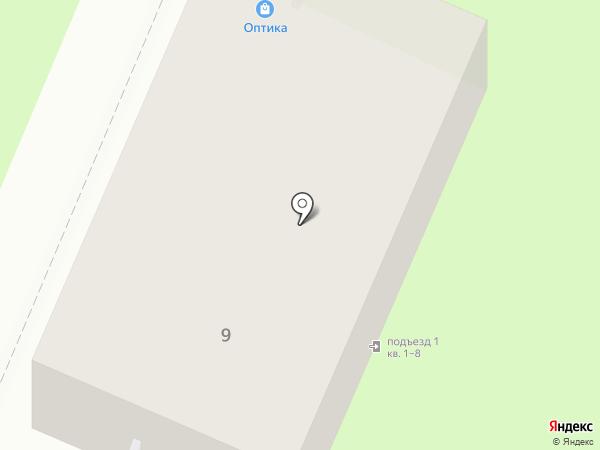 АКБ Пробизнесбанк на карте Брянска