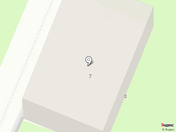 Остров сокровищ на карте Брянска