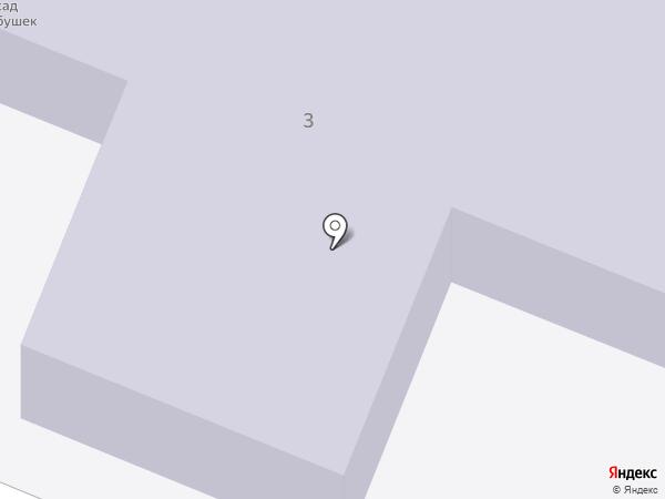 Детский сад №109, Воробушек на карте Брянска