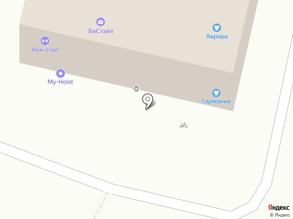 БЕЗ ДОЛГОВ на карте Брянска