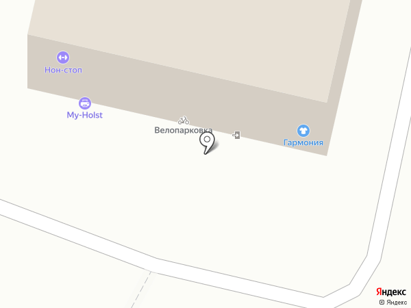 Детали интерьера на карте Брянска