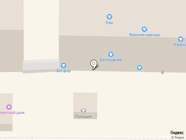 Тимошковых и К на карте Брянска