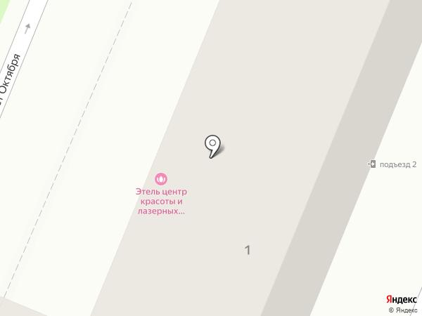 Одри на карте Брянска
