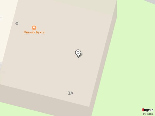 Пивная бухта на карте Брянска