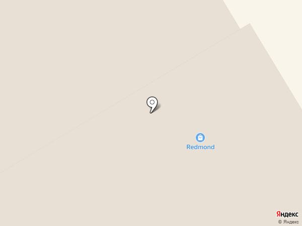 REDMOND Smart Home на карте Петрозаводска