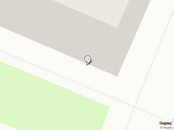 Магазин детского трикотажа на карте Брянска