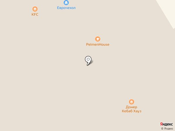 Настоящая мебель на карте Петрозаводска