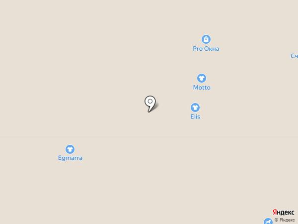 ELIS на карте Петрозаводска