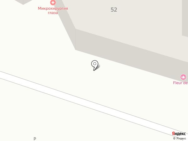 Калужская клиника микрохирургии глаза на карте Брянска