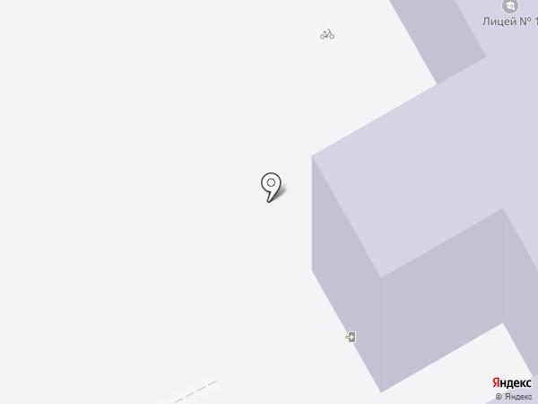 Лицей №1 с дошкольным отделением на карте Петрозаводска