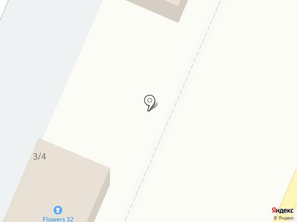 Строй Инвест на карте Брянска