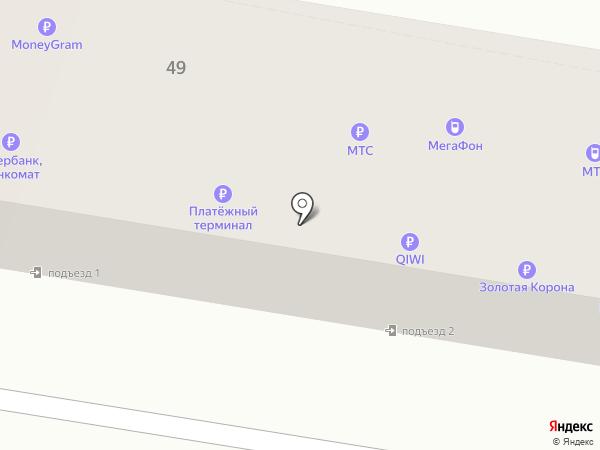 МЭТР на карте Брянска